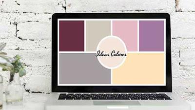 Inspiración E Ideas En Colores Para Tus Diseños