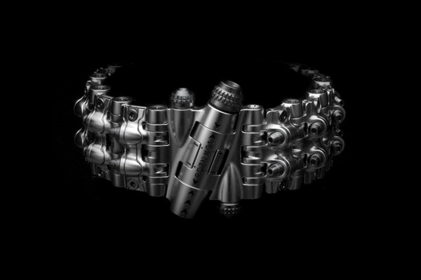 Armadillo 161 Bracelet by Rogue DZN
