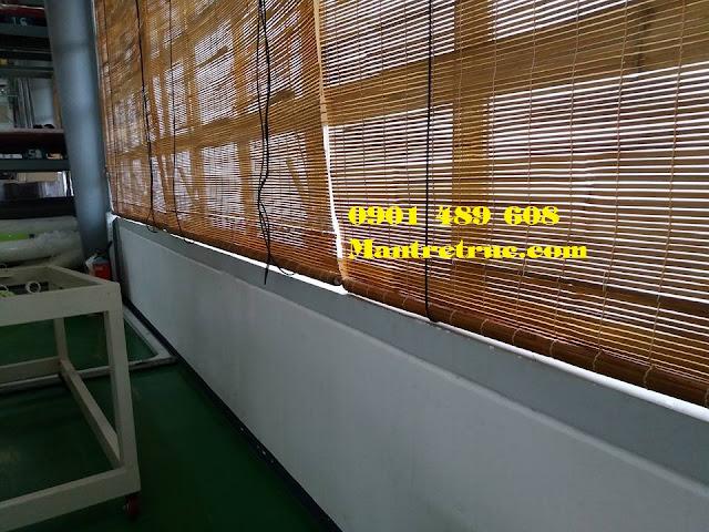 màn rèm tre trúc