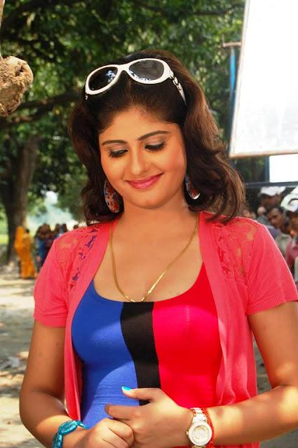 Neha Shree HOT Look in Tridev
