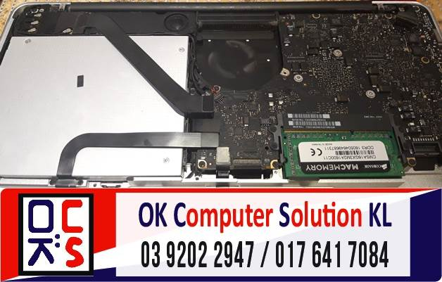 [SOLVED] TUKAR BATERI MACBOOK PRO A1278 | REPAIR LAPTOP CHERAS 1