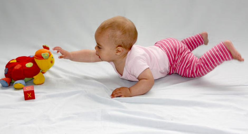 Toys For 7 Months And Up : Tatty bumpkin baby 'dinosaur yoga activity