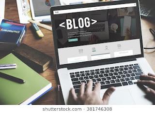 Menjadi blogger itu...