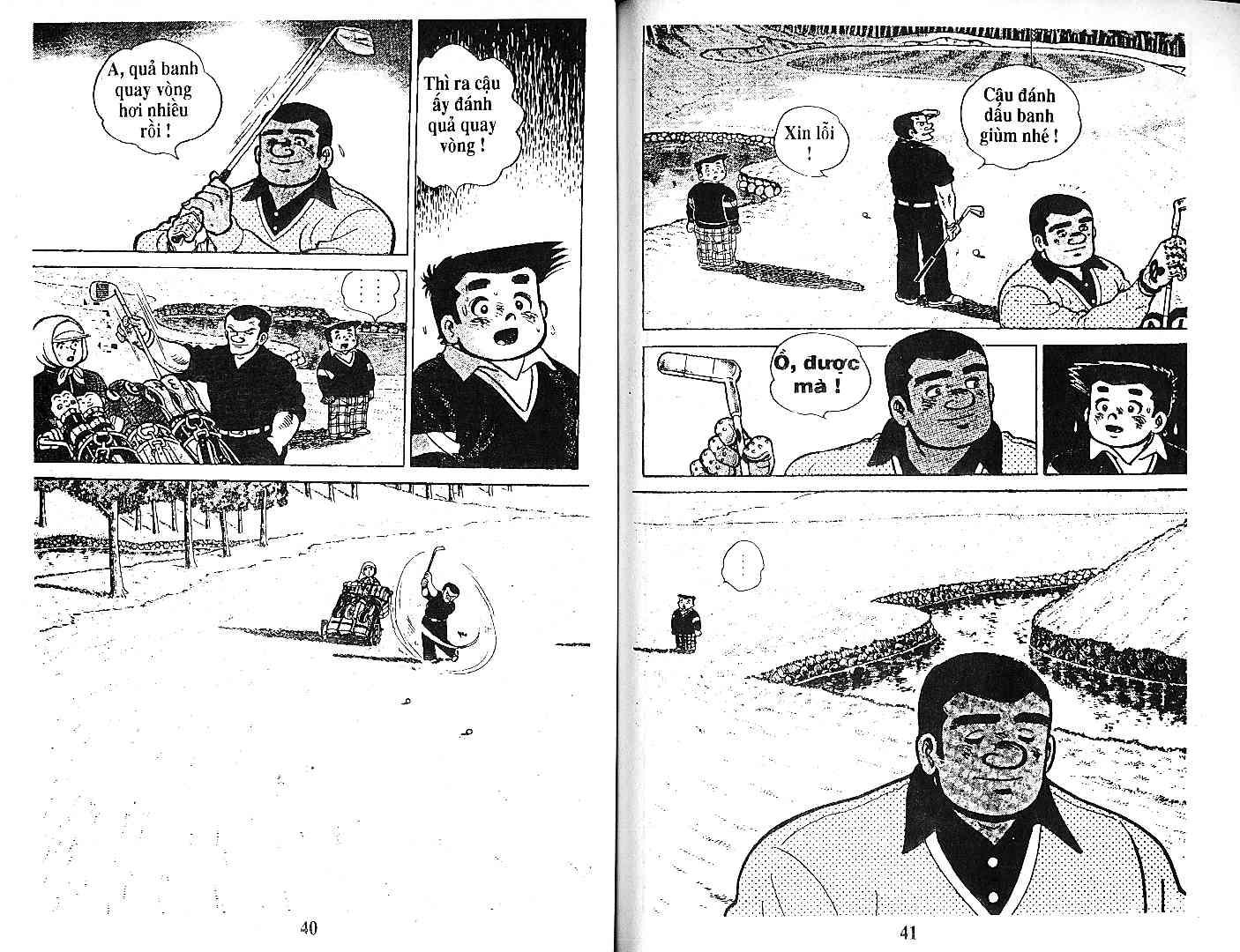 Ashita Tenki ni Naare chapter 28 trang 19