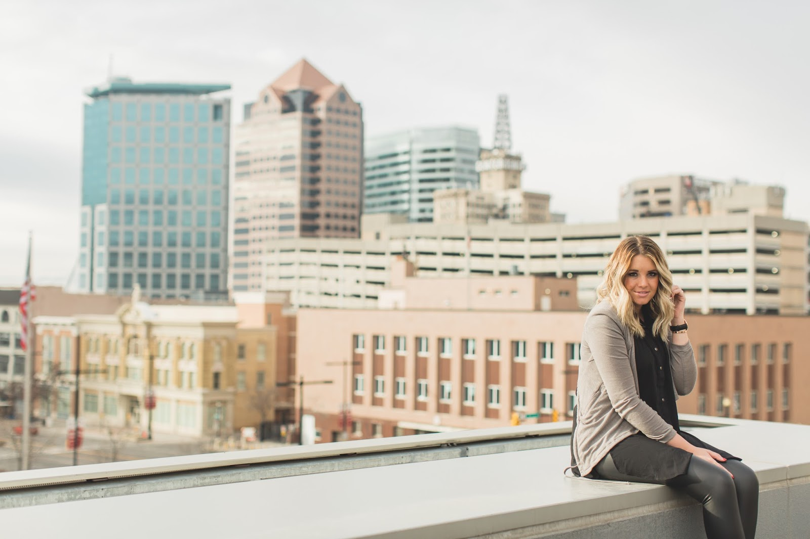 Preggo Leggings, Utah Fashion Blogger, City Style