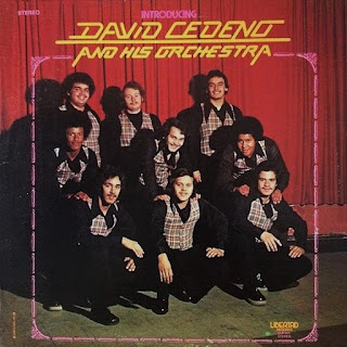 INTRODUCING DAVID CEDEÑO AND HIS ORCHESTRA (1975)