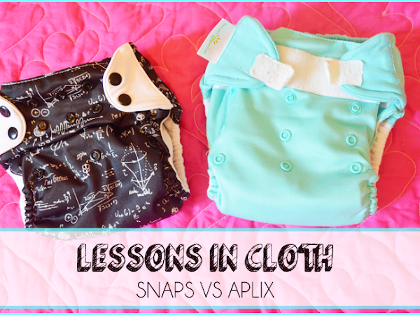 Lessons in Cloth: Snaps vs Aplix