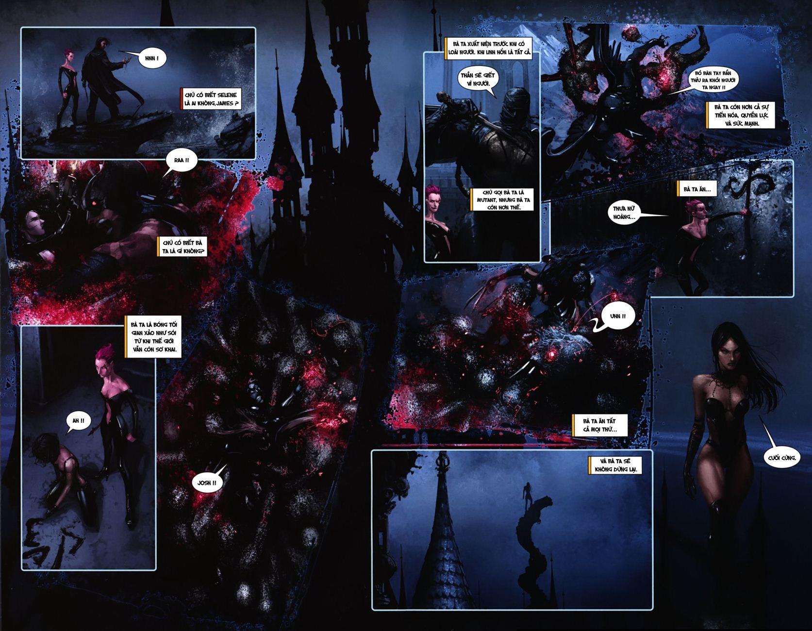 X-Men Necrosha chap 11 trang 16