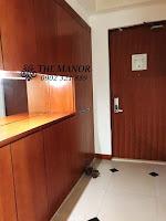 Tòa nhà The Manor quận Bình Thạnh bán hoặc cho thuê | cửa ra vào