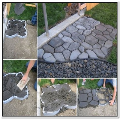Lightweight Patio Stones For Garden