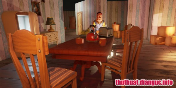 Tải Game Hello Neighbor Full Crack, Hello Neighbor Crack Full PC Game Free Download, Hello Neighbor