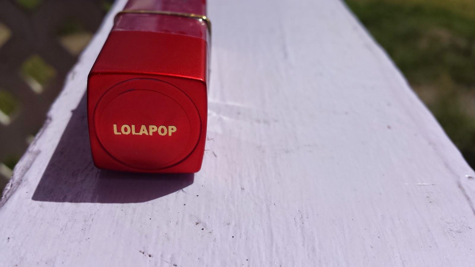 Free Spirits Cosmetics 'Lolapop' - www.modenmakeup.com