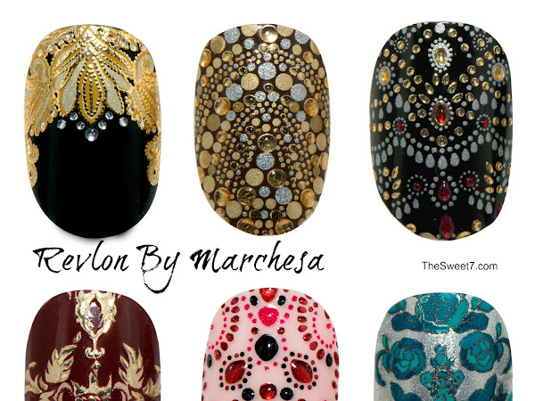Revlon by Marchesa Limited Edition 3D Nail Appliqués