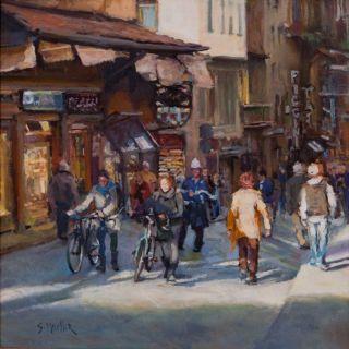 Американский художник. Stan Moeller