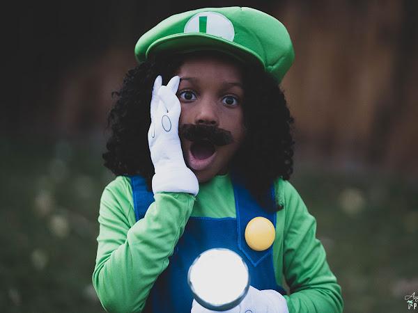 Alternative Ways to Celebrate Halloween ~ #LuigisMansion #3DS 🍄