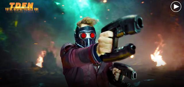 Al doilea trailer pentru anticipata continuare Gardienii Galaxiei - Volumul 2
