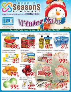 Seasons Flyer January 6 – 12, 2017