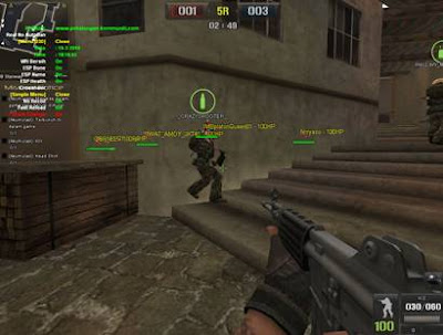 pkl point blank game cit