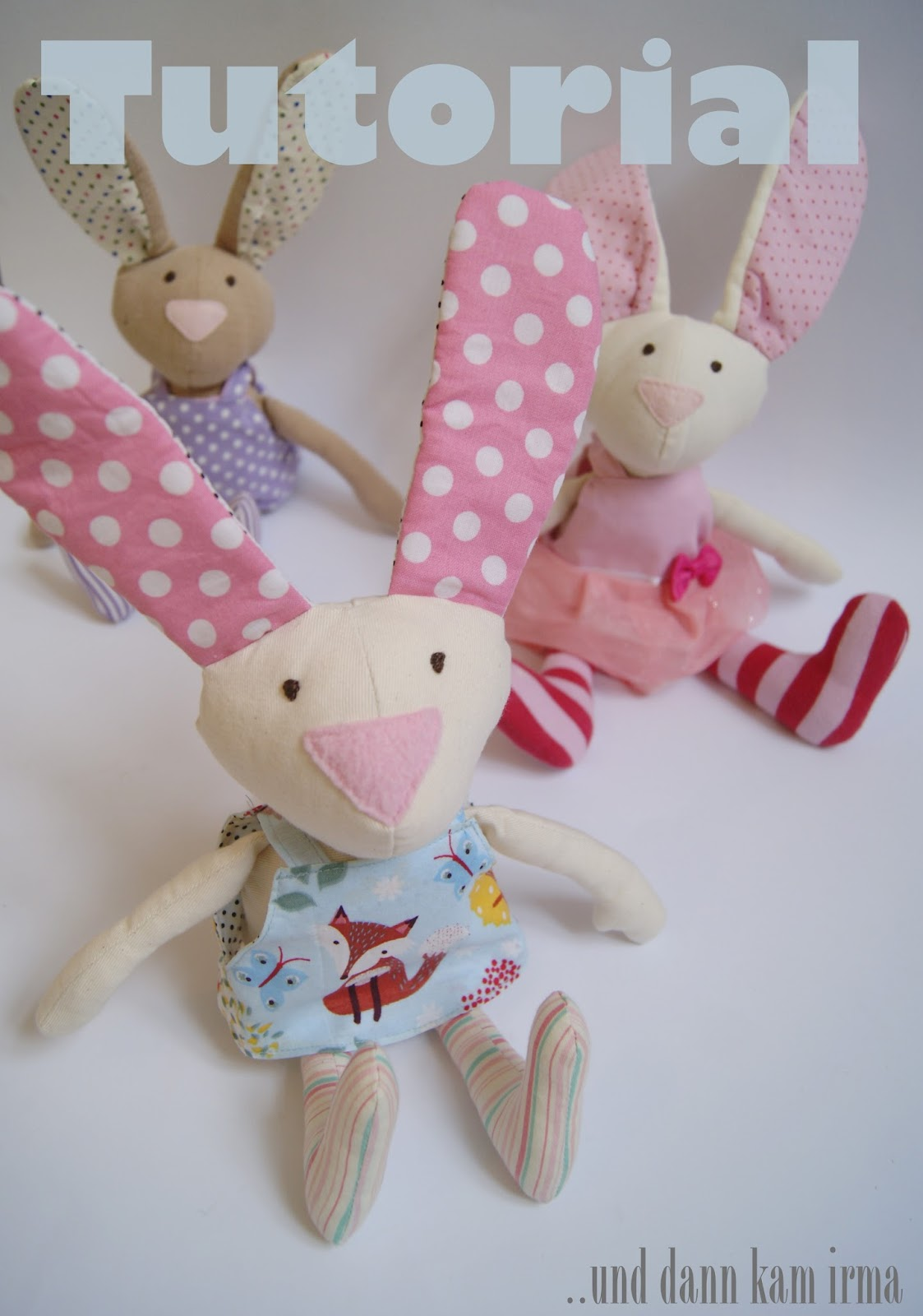 Famous Hase Schnittmuster Component - Decke Stricken Muster ...