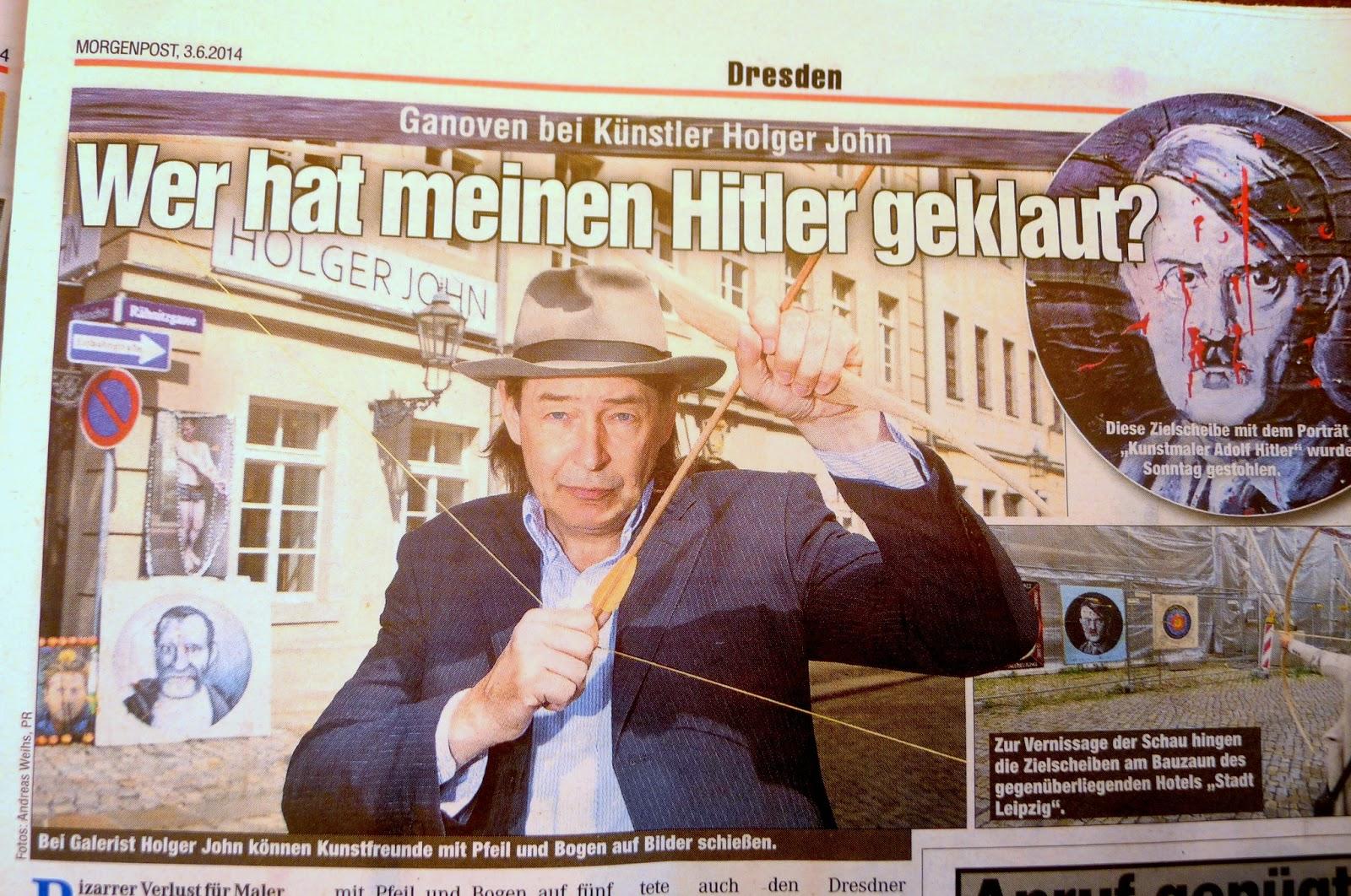 Wo Ist Hitler