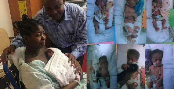 nigerian woman delivers 6 babies virginia