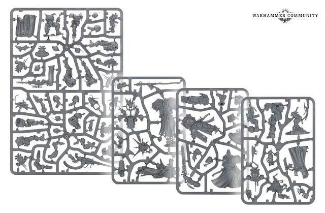 Matrices Warhammer 40,000 Shadowspear