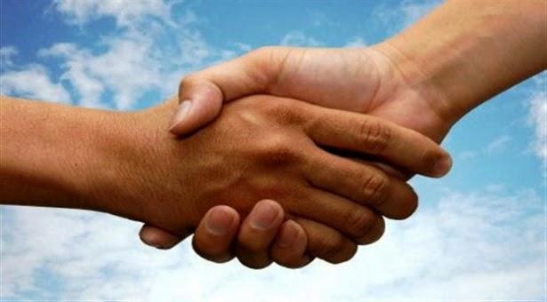 Δώστε τα χέρια…! Δυστυχώς η λέξη ΕΝΟΤΗΤΑ είναι δαιμονοποιημένη σε ορισμένους κύκλους...