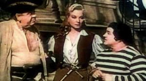 Abbott and Costello Meet Captain Kidd movieloversreviews.filminspector.com Charles Laughton Hillary Brooke Bud Abbott