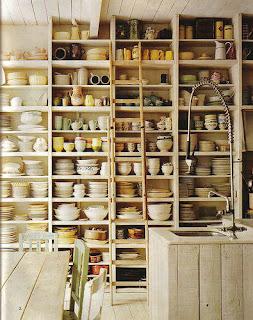 ชั้นวางของในครัว