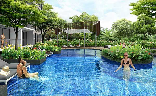 Northpark Residences Pool