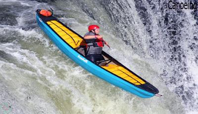 Canoeing sport