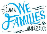 WE Families Ambassadaor - Diana Mancuso