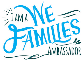 WE Families Ambassador - Live WE as a Family