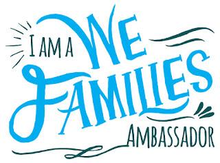 WE Families Ambassador - Live WE as a Family