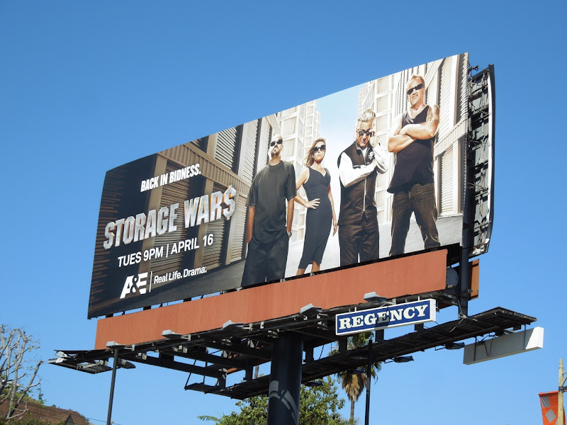 Storage Wars season 4 billboard