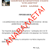 Αναβάλλεται ο περίπατος - ξενάγηση στο φαράγγι του Γκίνανι