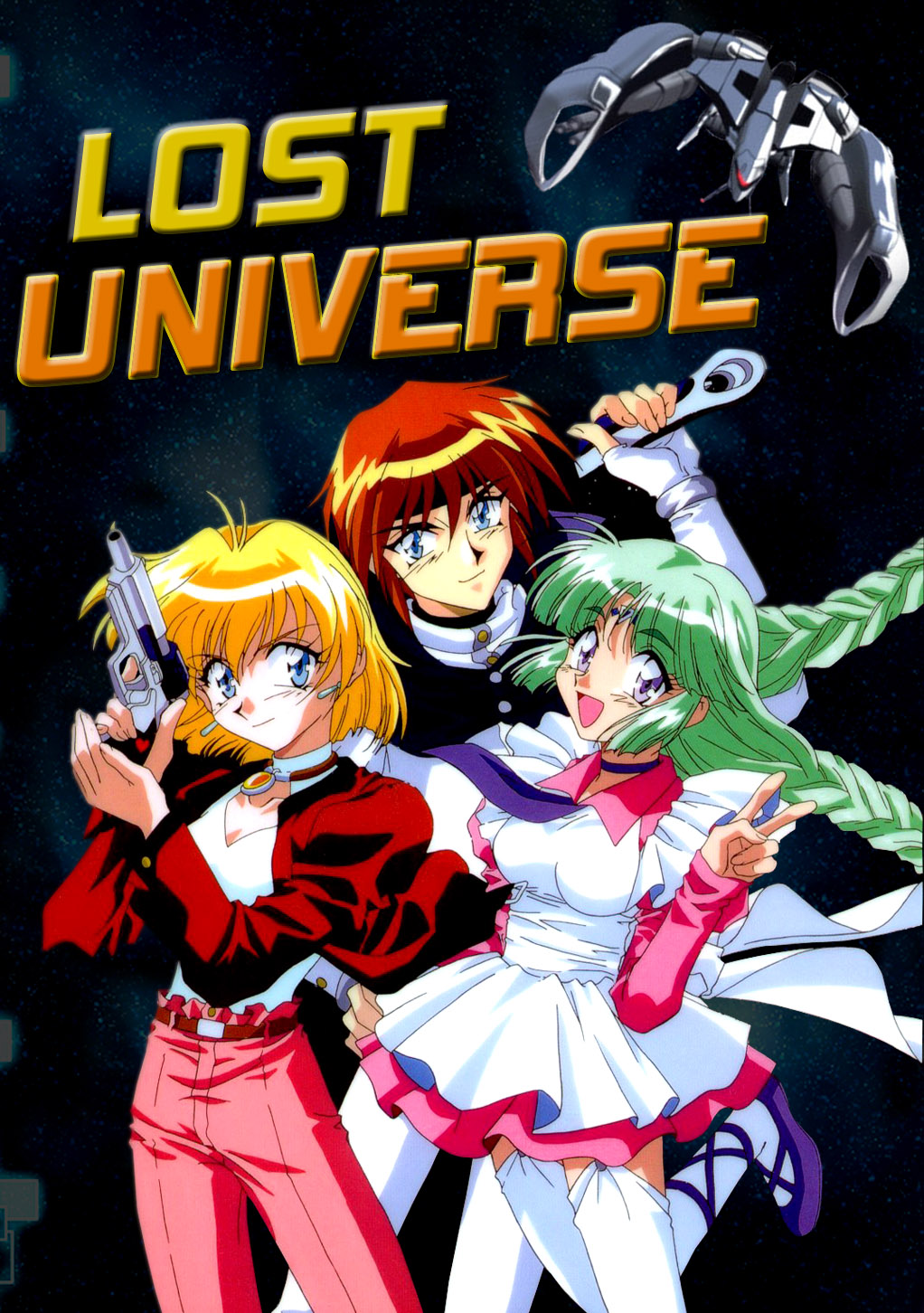 Lost Universe |26/26| |Latino| |Mega|