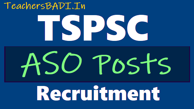 tspsc aso posts 2018 recruitment,apply online upto july 2,tspsc asos online application form,how to apply for tspsc asos recruitment,last date to apply for asos,application fee,asos hall tickets,vros results,asos exam date,asos answer key
