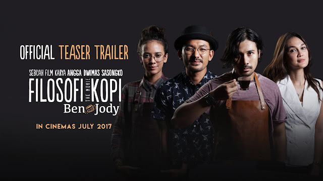 Review Film Filosofi Kopi 2: Ben & Jody