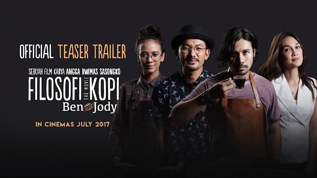 Review Film Filosofi Kopi 2: Ben & Jody
