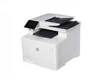 HP LaserJet M477fdw Printer Driver