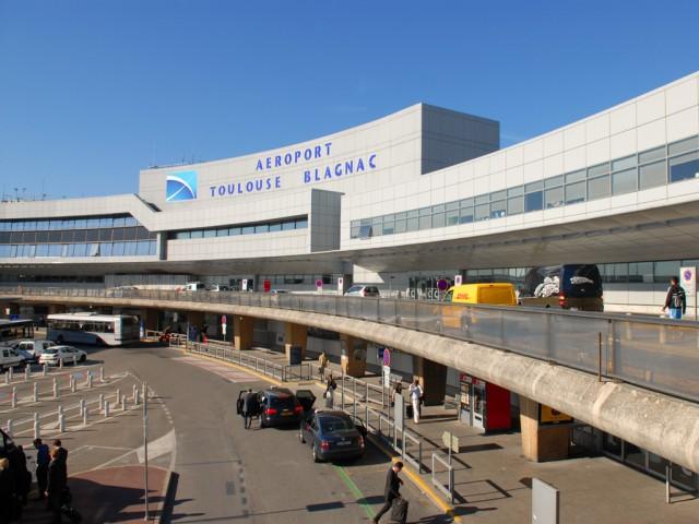 aeroport toulouse-blagnac