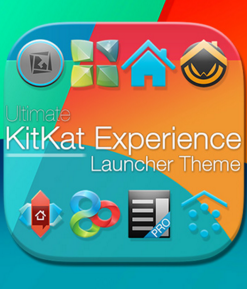 KitKat 4.4+ Launcher Theme v3.53 APK Free Download For Android | Android Apps