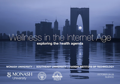 Wellness in the Internet Age - Suzhou China
