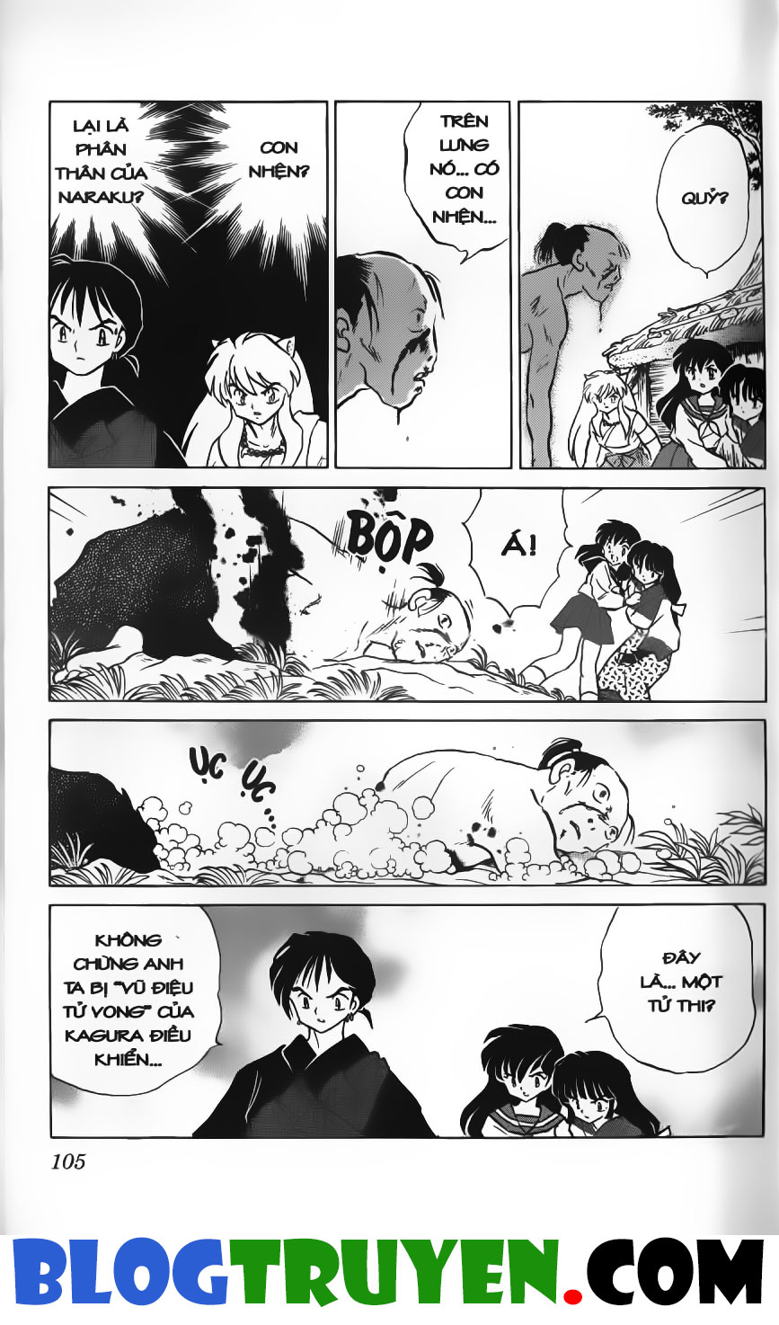Inuyasha vol 16.6 trang 12