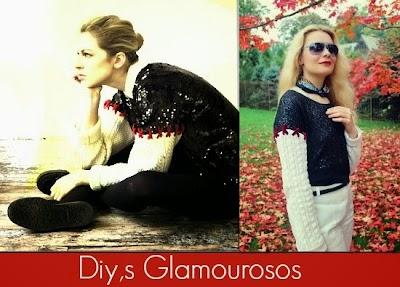 Como hacer Diy,s Glamourosos