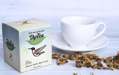 Cách sử dụng trà giảm cân Vy&Tea hiệu quả nhất