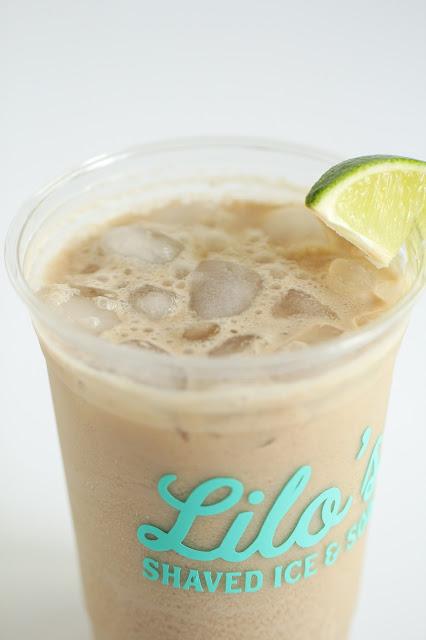 Soda Menu for Lilo's Kansas City