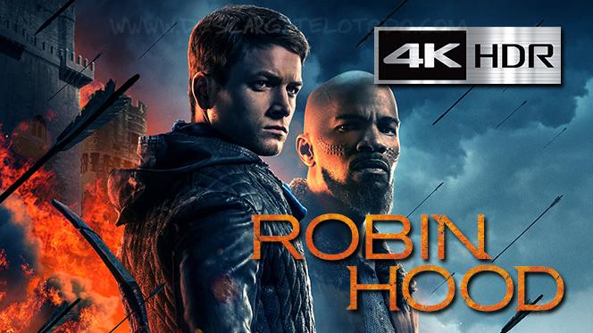 Robin Hood (2018) 4K UHD [HDR] Latino-Ingles