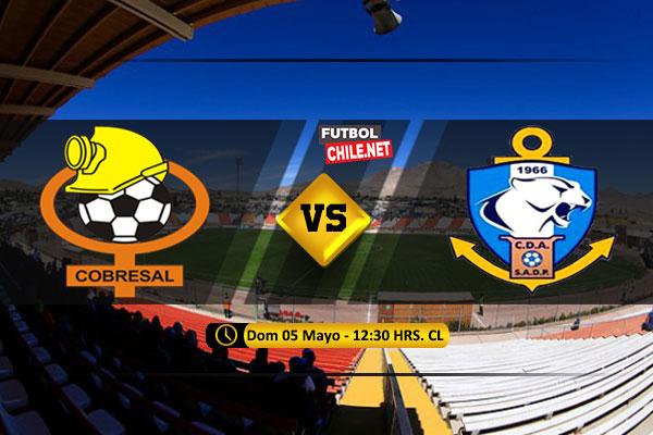 PREVIA: Cobresal vs Deportes Antofagasta